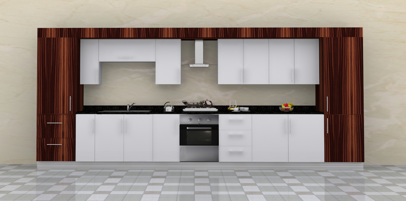 Simple And Beautiful Kitchens For Your Sweet HOME