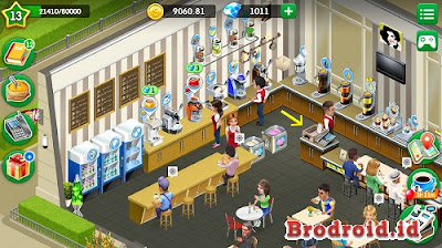 Download Game My Cafe: Recipes & Stories v2017.6 Mod Apk+DATA