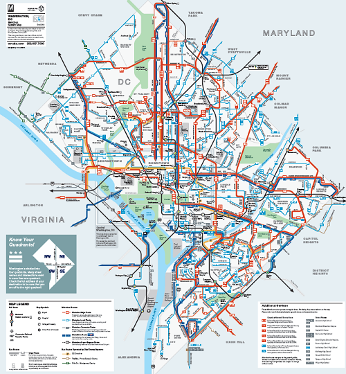 Rebuilding Place in the Urban Space: Metrorail closes for an