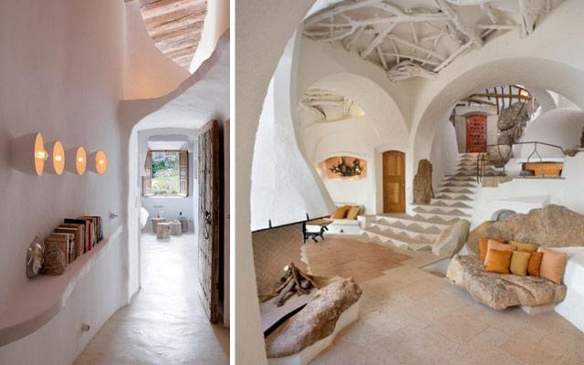 Marzua interiores originales viviendas construidas en for Decoracion de viviendas
