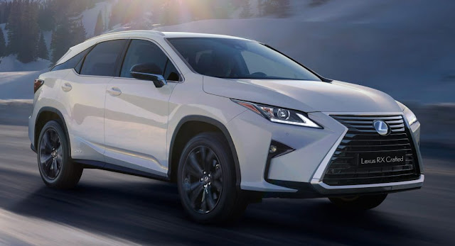 Australia, Hybrids, Lexus, Lexus RX, New Cars, Prices