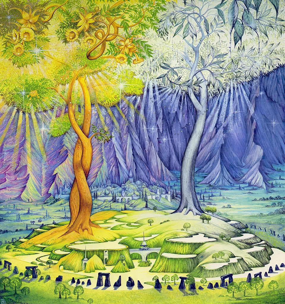 Terra Média   Senhor dos Aneis
