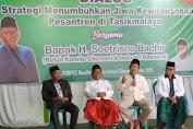 Dari Ponpes di Tasikmalaya, Soetrisno : Percepatan Ekonomi Syariah Harus Diimbangi Kesiapan Masyarakat