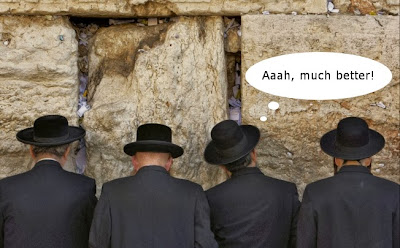 Funny Jewish Catholic joke story picture