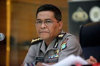 Polisi Amankan Lima Terduga Pemufakatan Makar