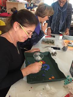 Nostalji Günleri Workshop'u, Mozaik-Seramik-Anılar