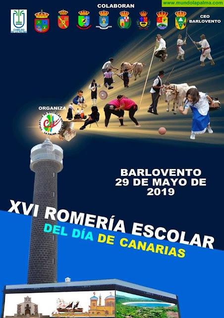 """BREÑA BAJA: Los Centros Educativos celebran el """"Día de Canarias"""""""