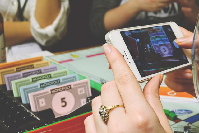 Instagram Monopoly