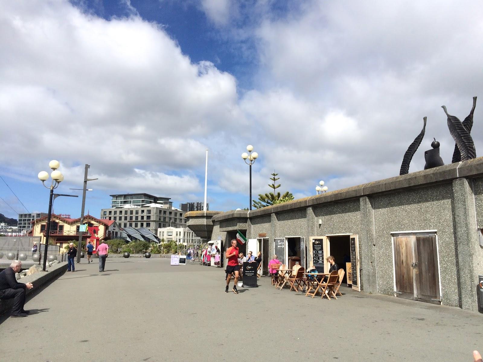 Wellington Guide + Food Hotspots