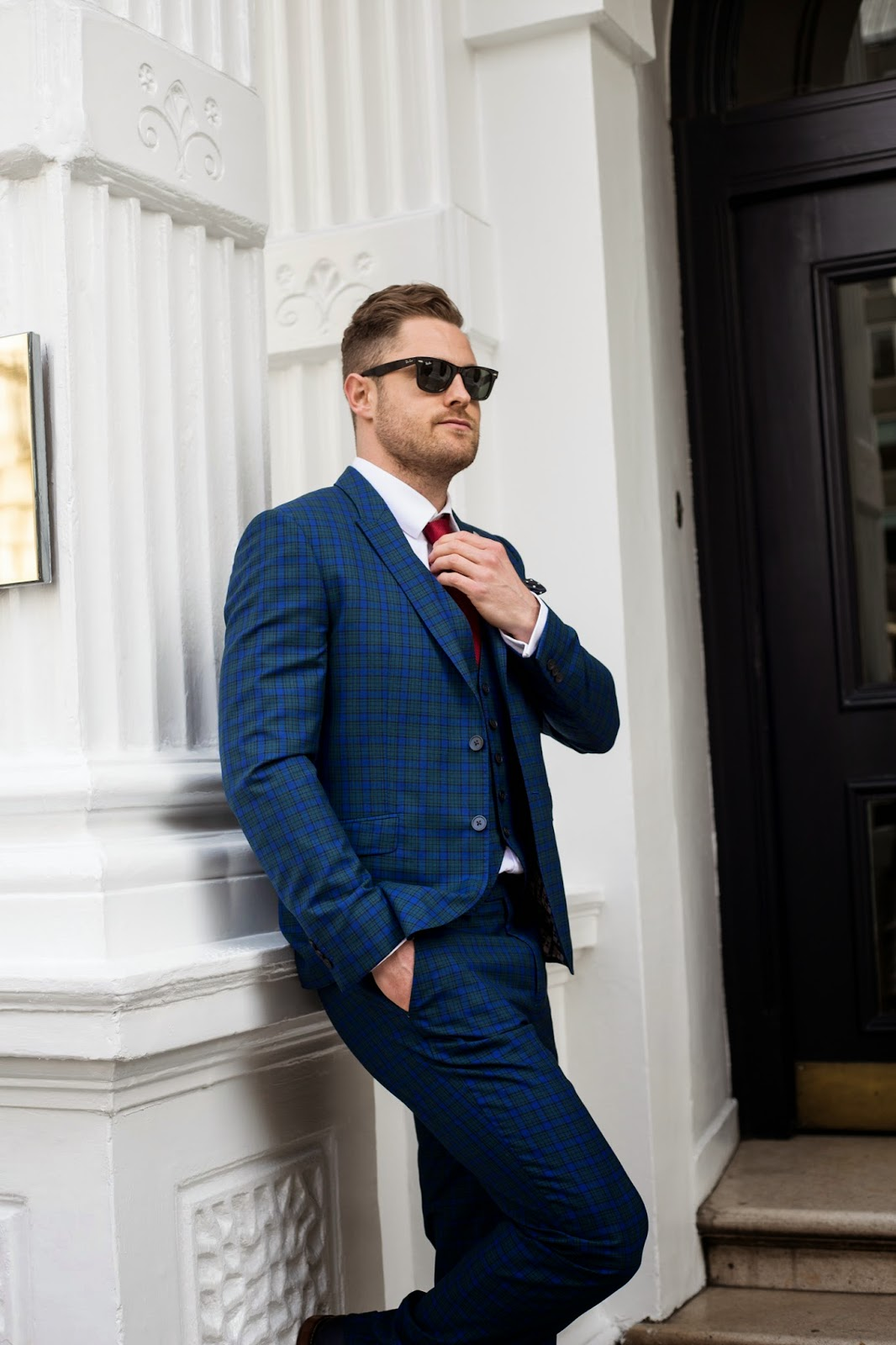 Savile Row Ted Baker Suit