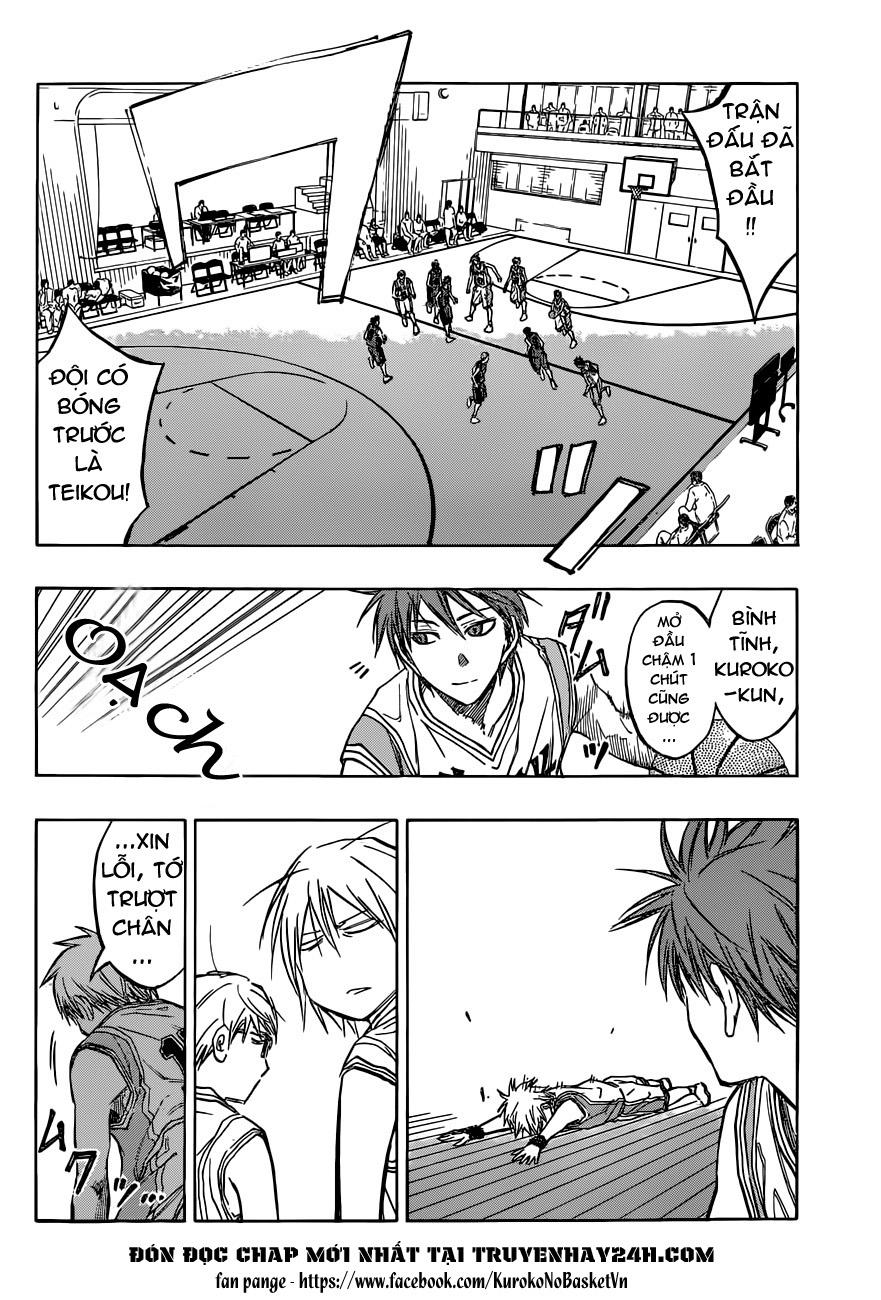 Kuroko No Basket chap 208 trang 8