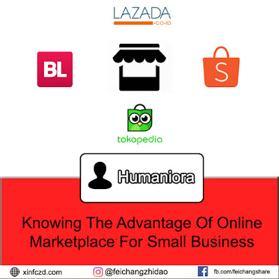 Knowing The Advantage Of Online Marketplace For Small Business