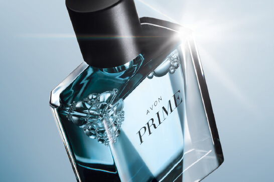 The New Avon Prime Fragrance For Men