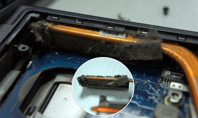 É preciso saber como está a higiene por dentro do notebook usado, se tem sujeira ou se precisa trocar pasta térmica