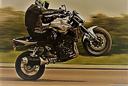 Presiden JOKOWI Freestyle Pakai Motor 1000cc