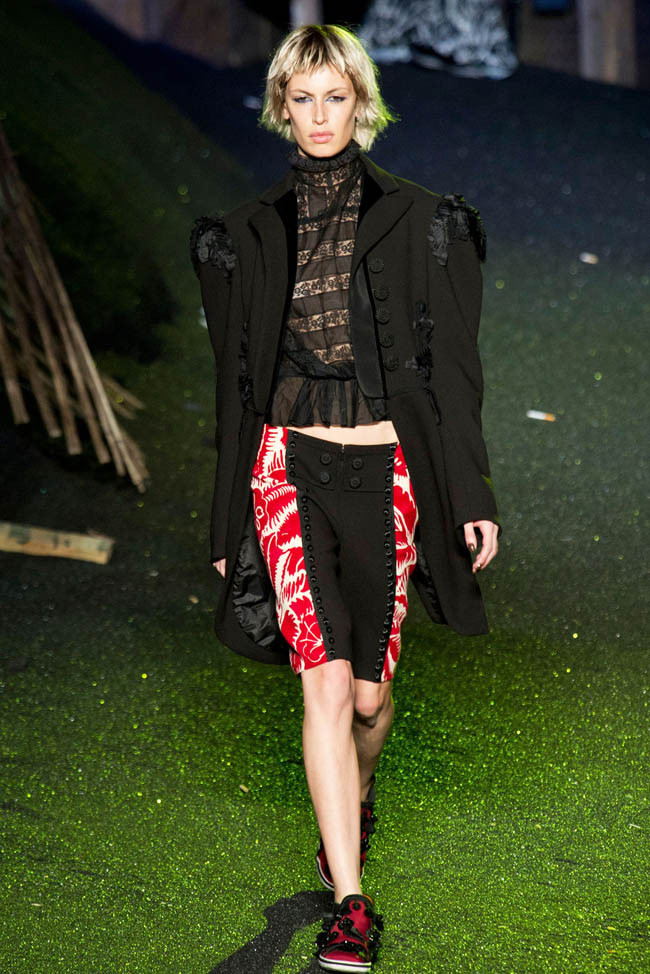 Marc Jacobs New York Fashion Week Spring 2014