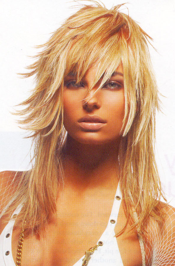 La moda en tu cabello cortes de pelo degrafilado para mujer 2016 - Coupe de cheveux effile ...