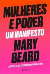 Capa do livro Mulheres e Poder da autora Mary Beard