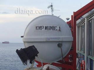 perlengkapan kapal
