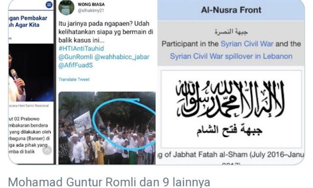 PSI: Prabowo Berada Dibalik Gerakan HTI, Netizen: Kata Presiden Jokowi, Stop Hoax!