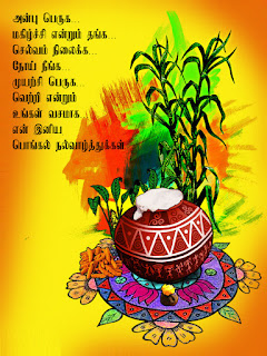 Happy Pongal Whatsapp DP