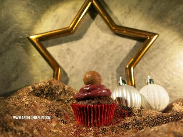 Punsch Cupcakes