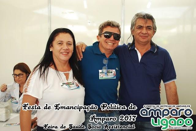 Feira Saúde Sócio Assistencial foi realizada na cidade de Amparo dentro da programação de aniversário da cidade