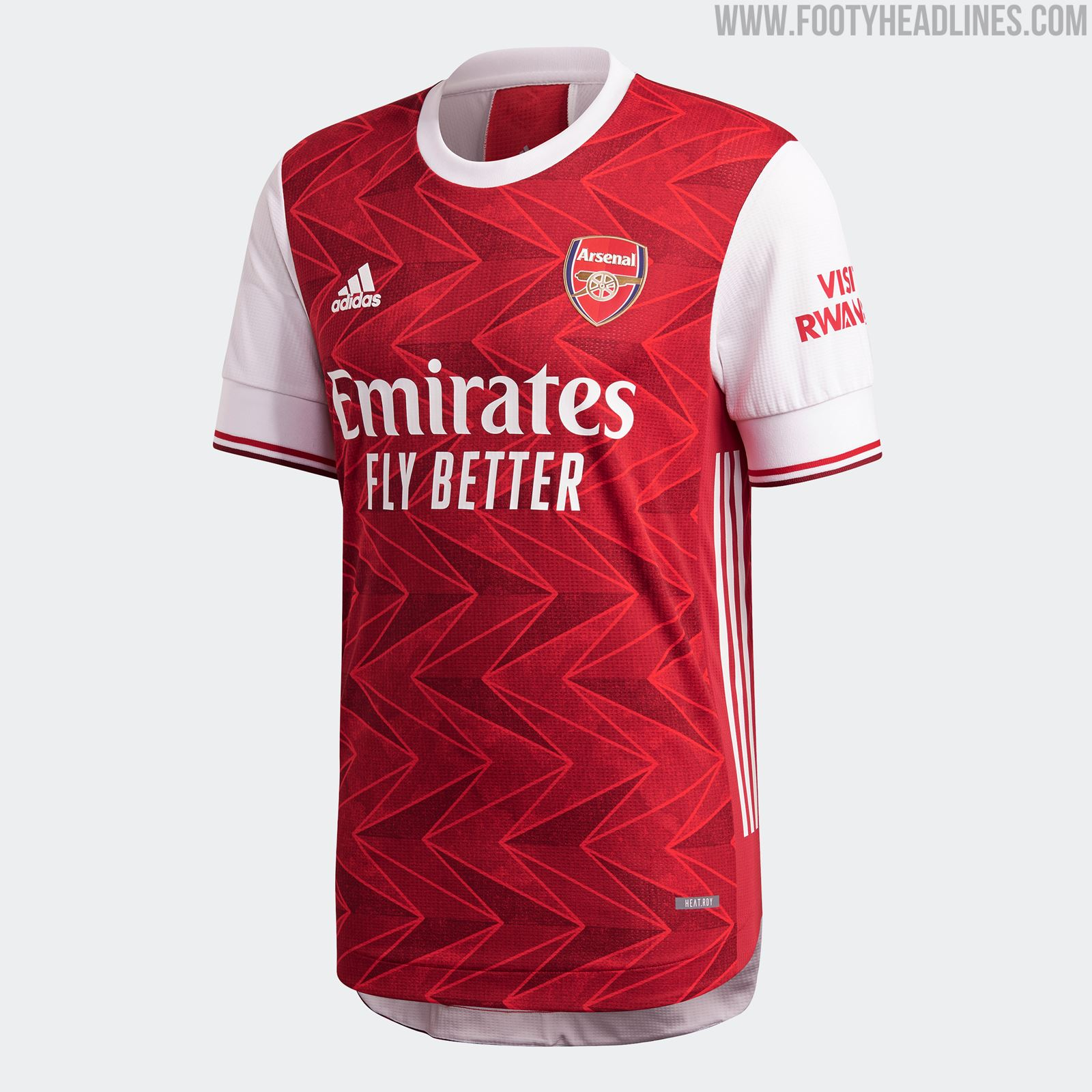 All Premier League 20-21 Kits - Home Shirts Complete, Just ...