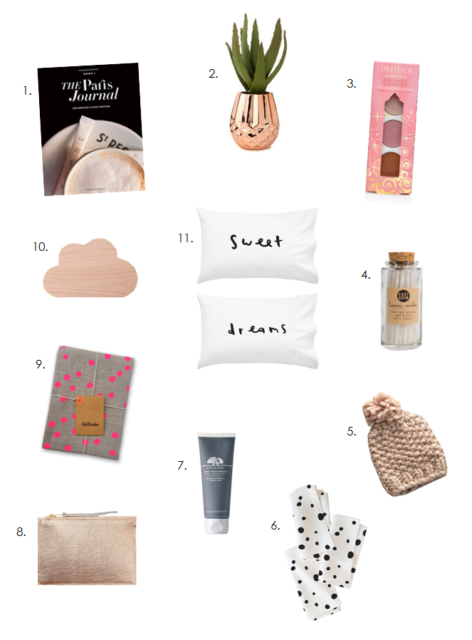 gift guide for girls