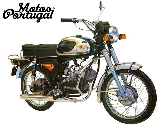 ... das motos Famel