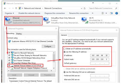 Cara Install Ulang Mikrotik Dng Netinstall