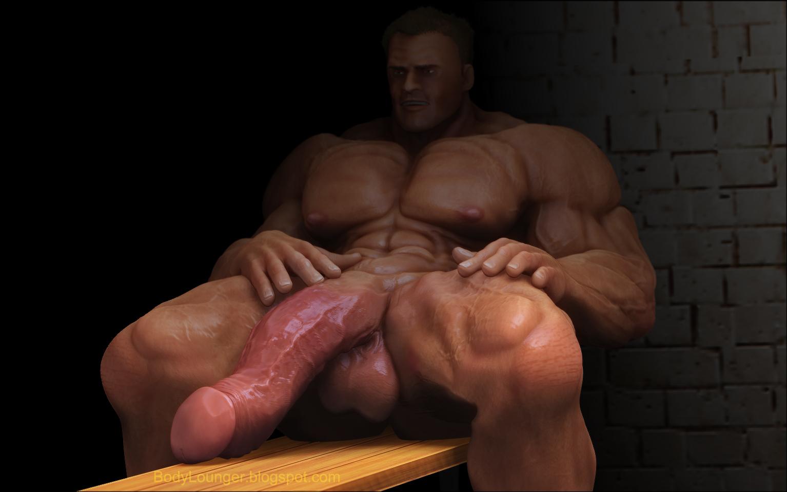 Extreme fetish art
