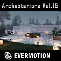 Evermotion Archexteriors vol.19 室外3D模型第19季下載