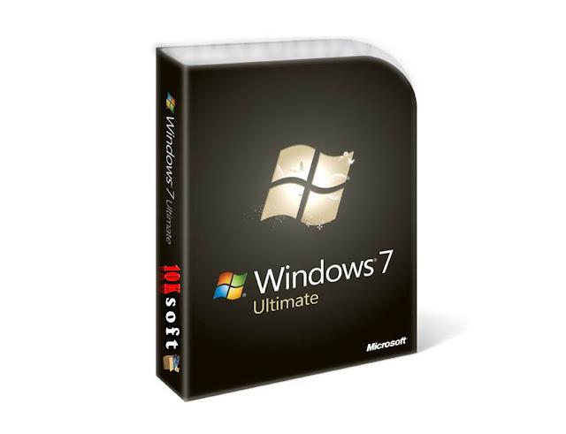 Windows 7 Ultimate ISO File with Jan 2017 Updates 32 Bit 64 Bit Free Download