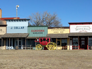 Boot Hill in Dodge City