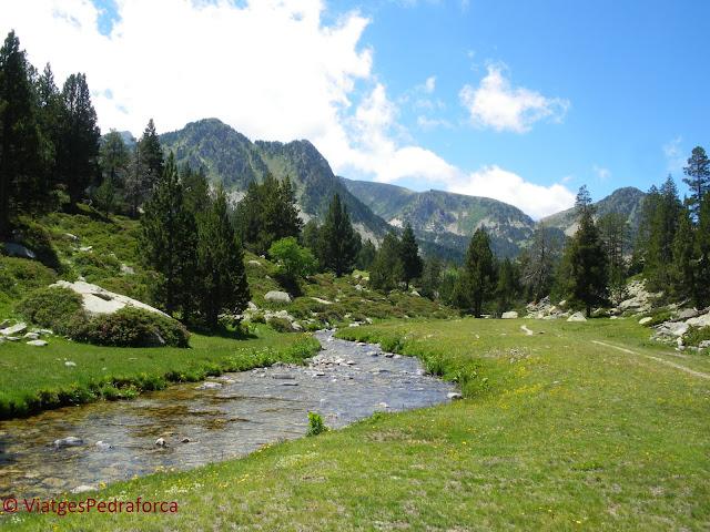 senderisme, els indrets més bonics dels Pirineus