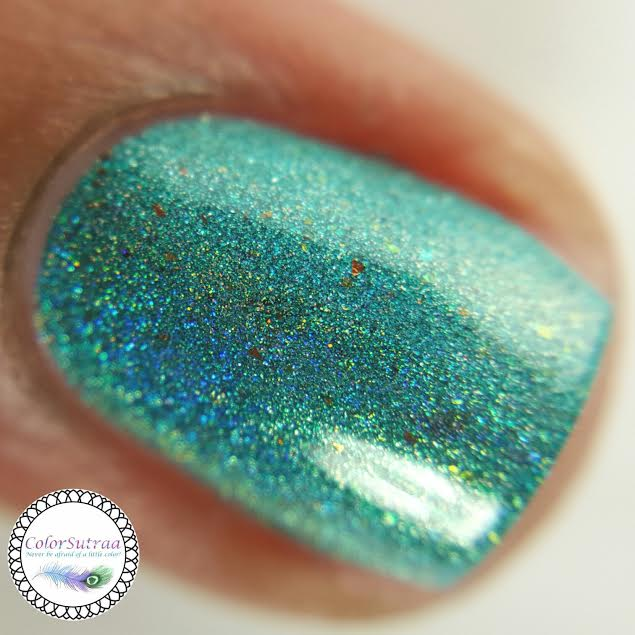 The Holo Hookup July 2016 Indie Collaboration Box Swatches & Review