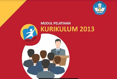 Download Materi Diklat Pelatihan Kurikulum 2013 SD MI Tahun 2018