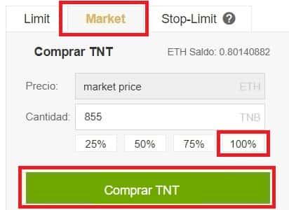 Cómo Comprar la Moneda Tierion TNT