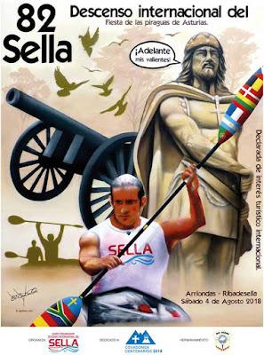 Cartel de las Piraguas 2018