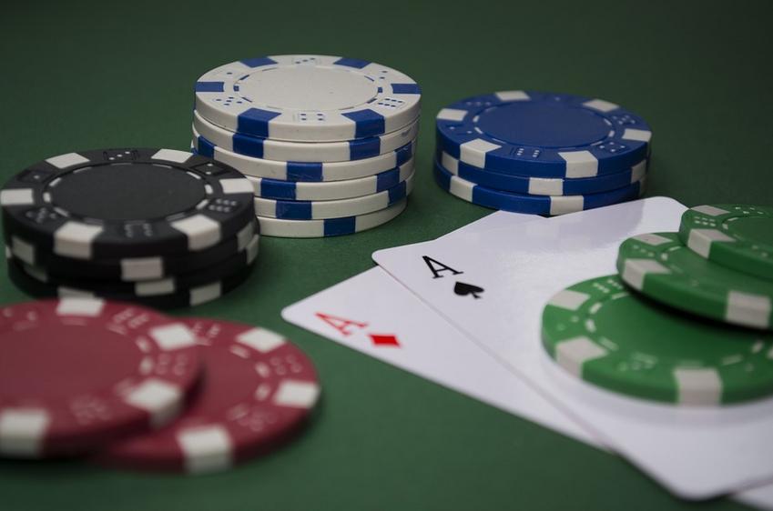 Pokeronlinespielen