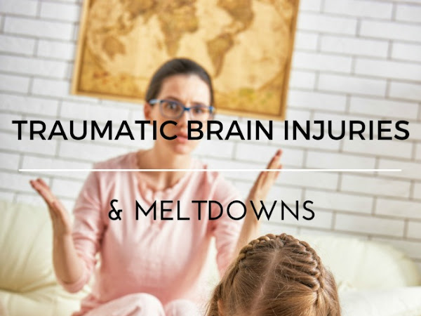 Feeling Buddies: Traumatic Brain Injuries & Meltdowns #FB4F