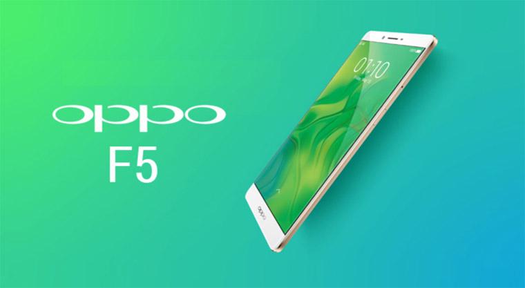 Review Spesifikasi Oppo F5: Punya Kamera Selfie 20 MP, RAM Banyak