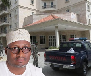 At Last, PDP Ex-Chairman, Mu'azu Admits Ownership Of Ikoyi House of $50m Dollars Discovered By EFCC
