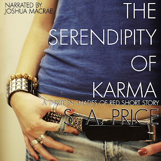 http://www.audible.com/pd/Fiction/The-Serendipity-of-Karma-Audiobook/B01C695TJ4