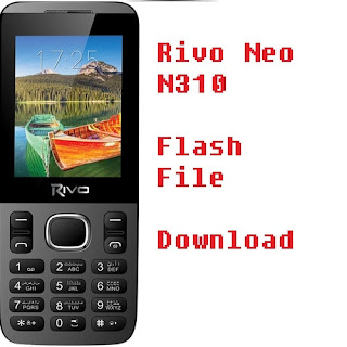 Rivo Neo N310 Flash File Download