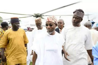 Obanikoro and Aregbesola