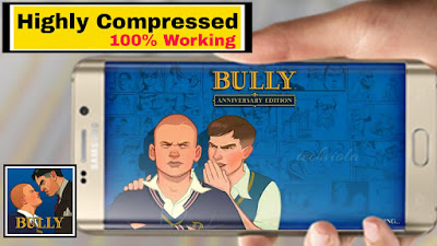 Bully Anniversary Edition Android Download Highly Compressed | APK+DATA | ANDROID | CRAZY FOR GAME