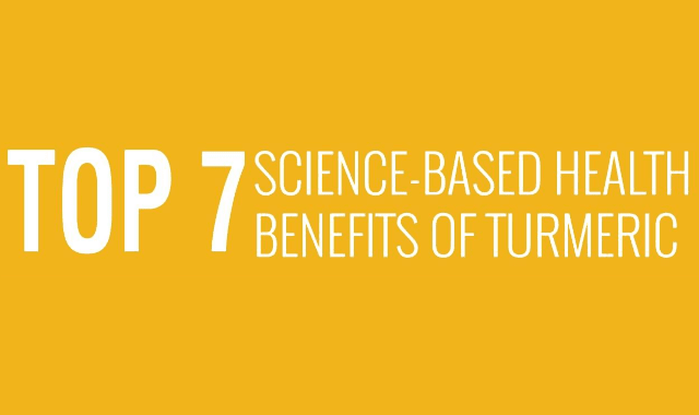 Top 7 Science Based Health Benefits Of Turmeric