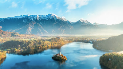 que cosas ver en eslovenia en 3 dias